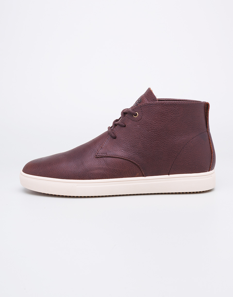 Clae Strayhorn SP Cocoa Leather 45