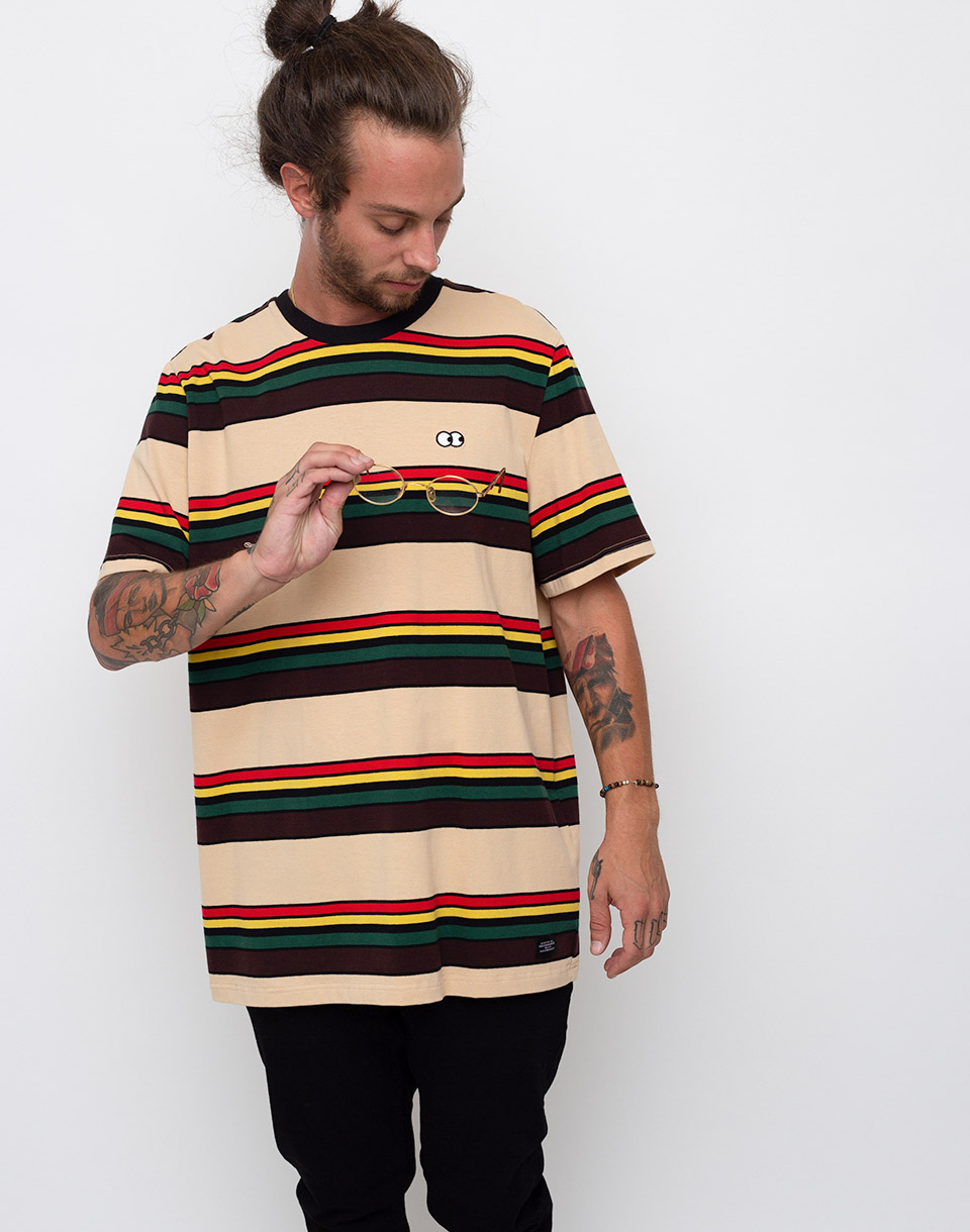 Lazy Oaf Burger TAN L