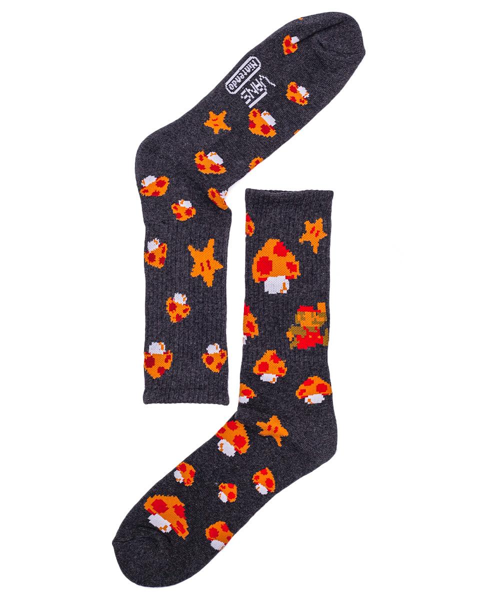 Ponožky Vans MARIO CREW Mario 42,5-47