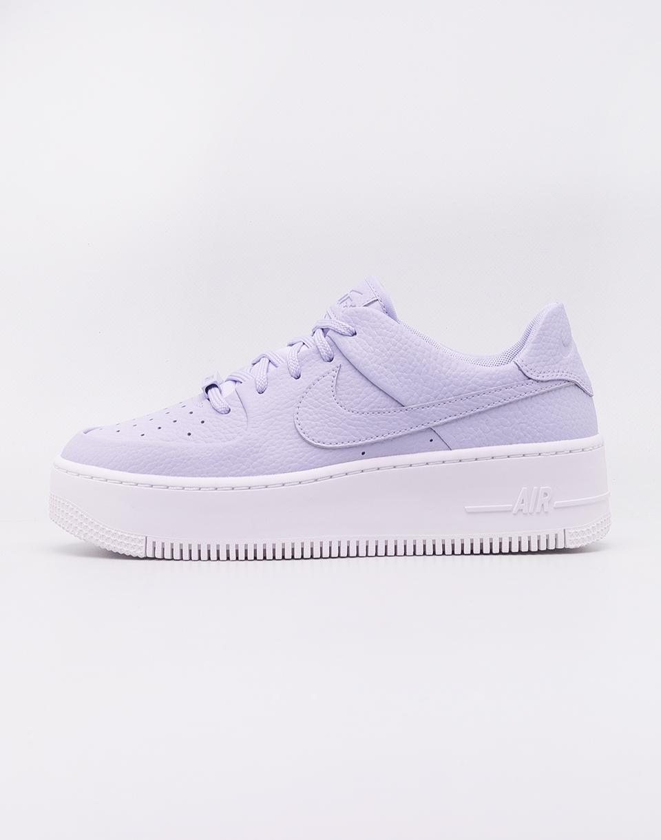 58e794ae20 Nike Air Force 1 Sage Low Oxygen Purple  Oxygen Purple - White 38
