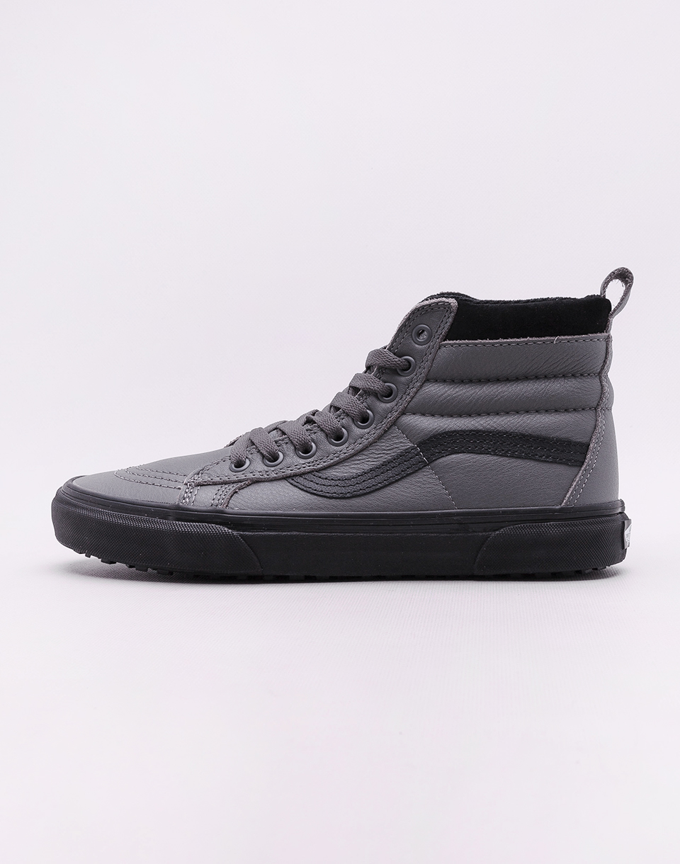 Vans SK8 Hi MTE (MTE) LEATHER PEWTER 37