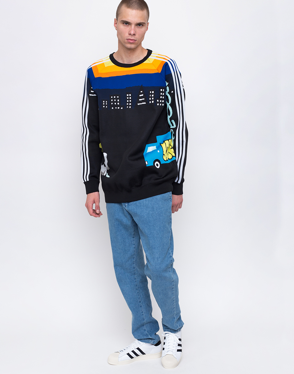 Adidas Originals UAS Knit Tops Black M