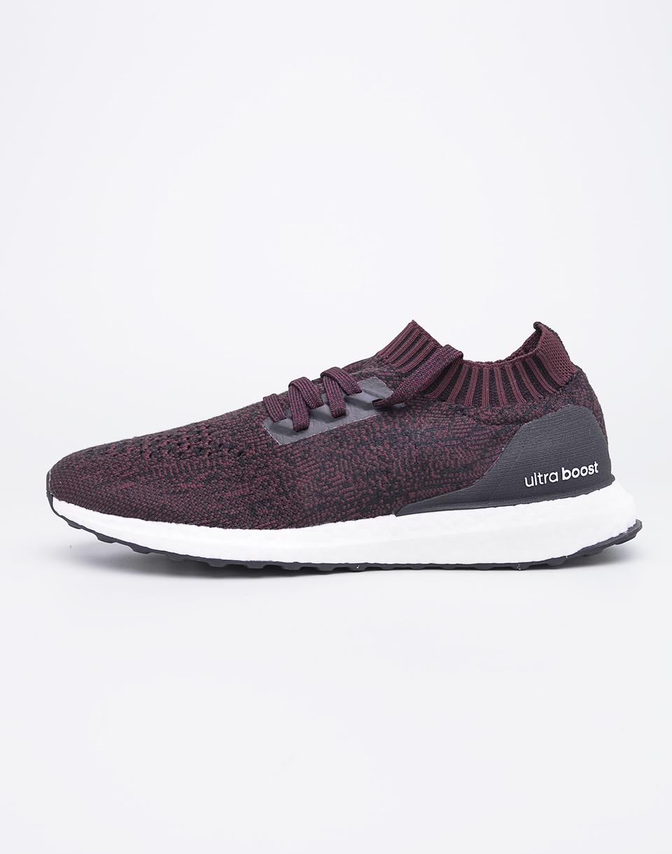 Sneakers - tenisky Adidas Performance Ultra Boost Uncaged Core Black / Dark Burgundy / Core Black 46 + doprava zdarma