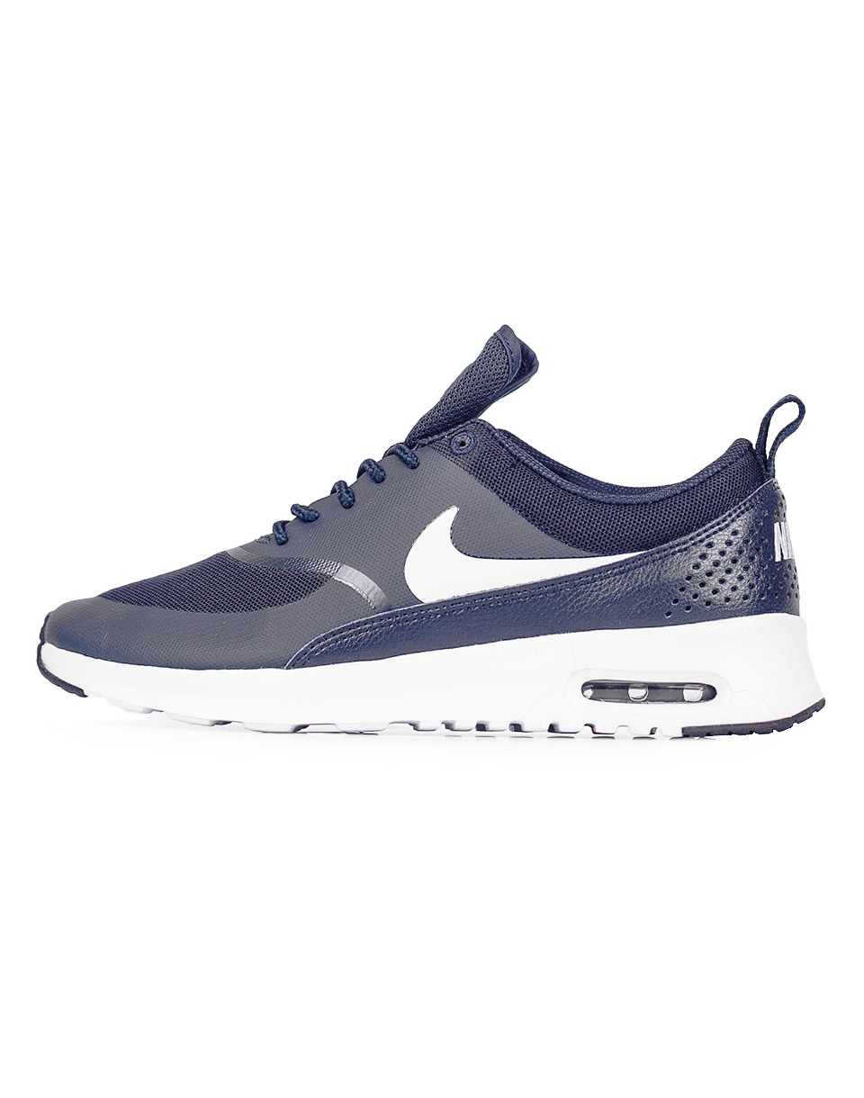 Sneakers - tenisky Nike Air Max Thea obsidn / white 39