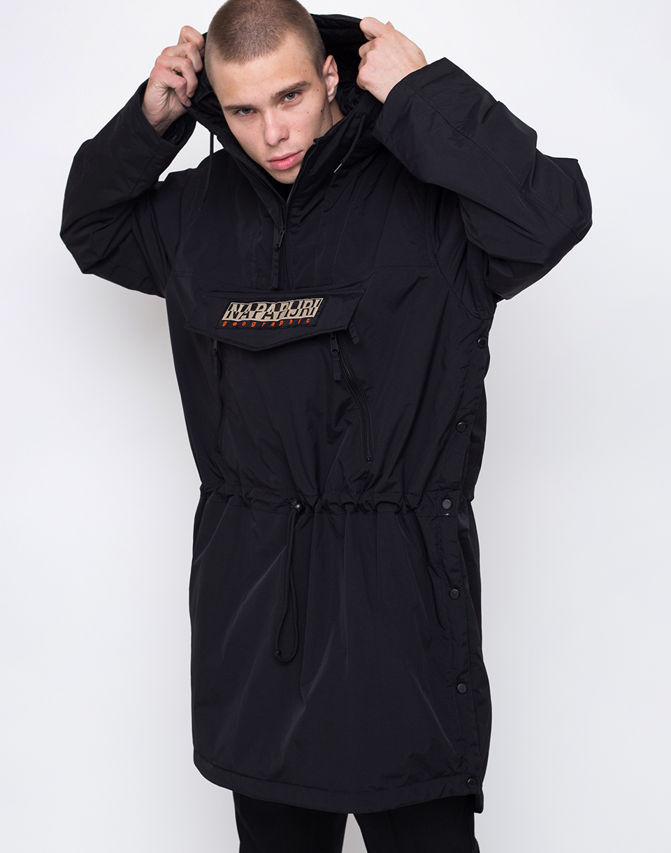NAPAPIJRI Rainforest Parka Black L