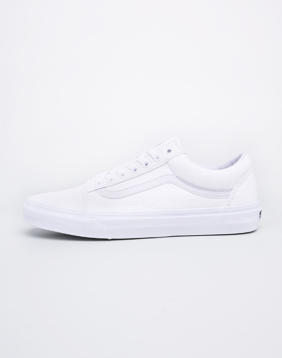Vans OLD SKOOL True White 37