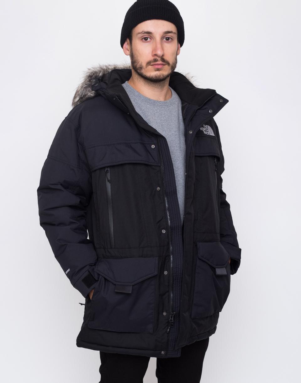 The North Face MC Murdo 2 TNF Black / High Rise Grey L