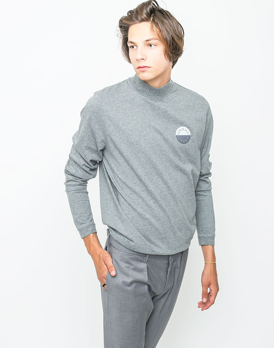 Ontour Long Island Grey Melange M