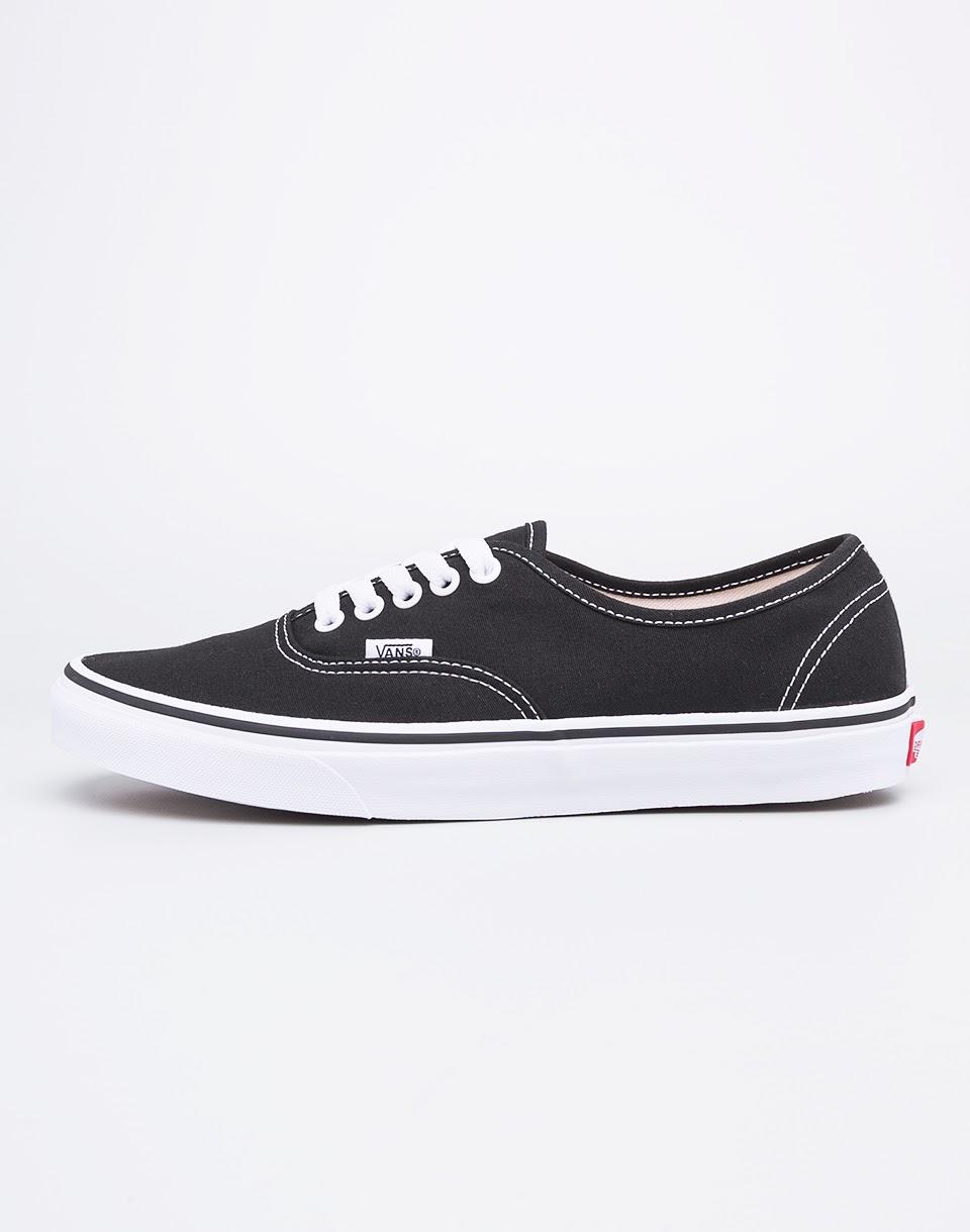 Sneakers - tenisky Vans Authentic Black 39