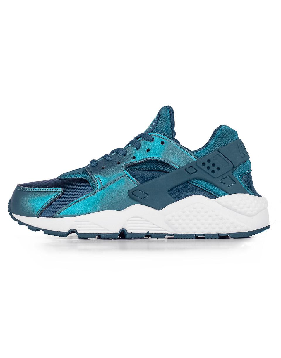 Sneakers - tenisky Nike Air Huarache Run SE Metallic Dark Sea / Midnight Turquise 37,5 + doprava zdarma
