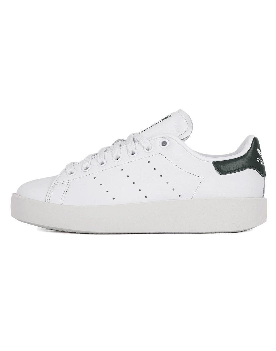 Sneakers - tenisky Adidas Originals Stan Smith Bold cblack/cblack/conavy 37 + doprava zdarma