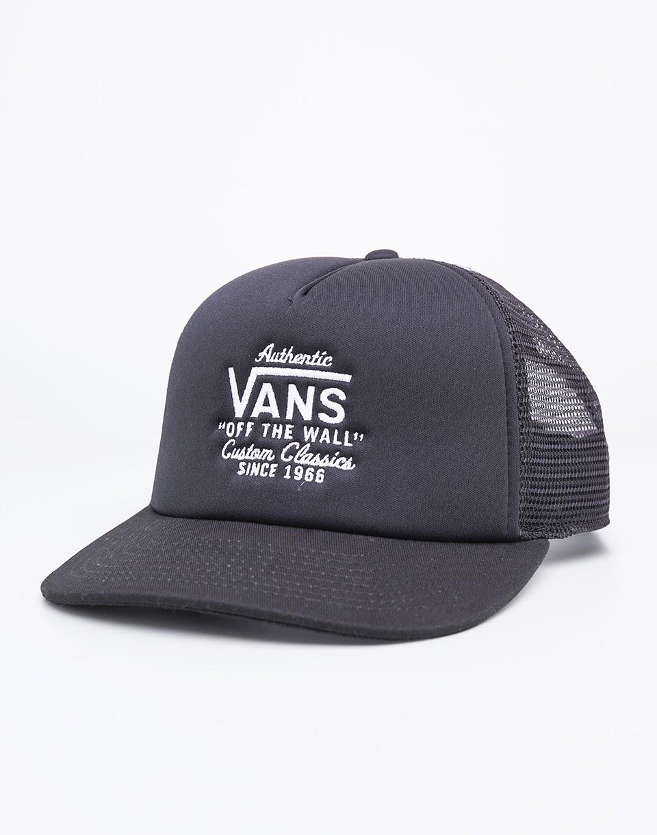 Kšiltovka Vans Galer Trucker Black