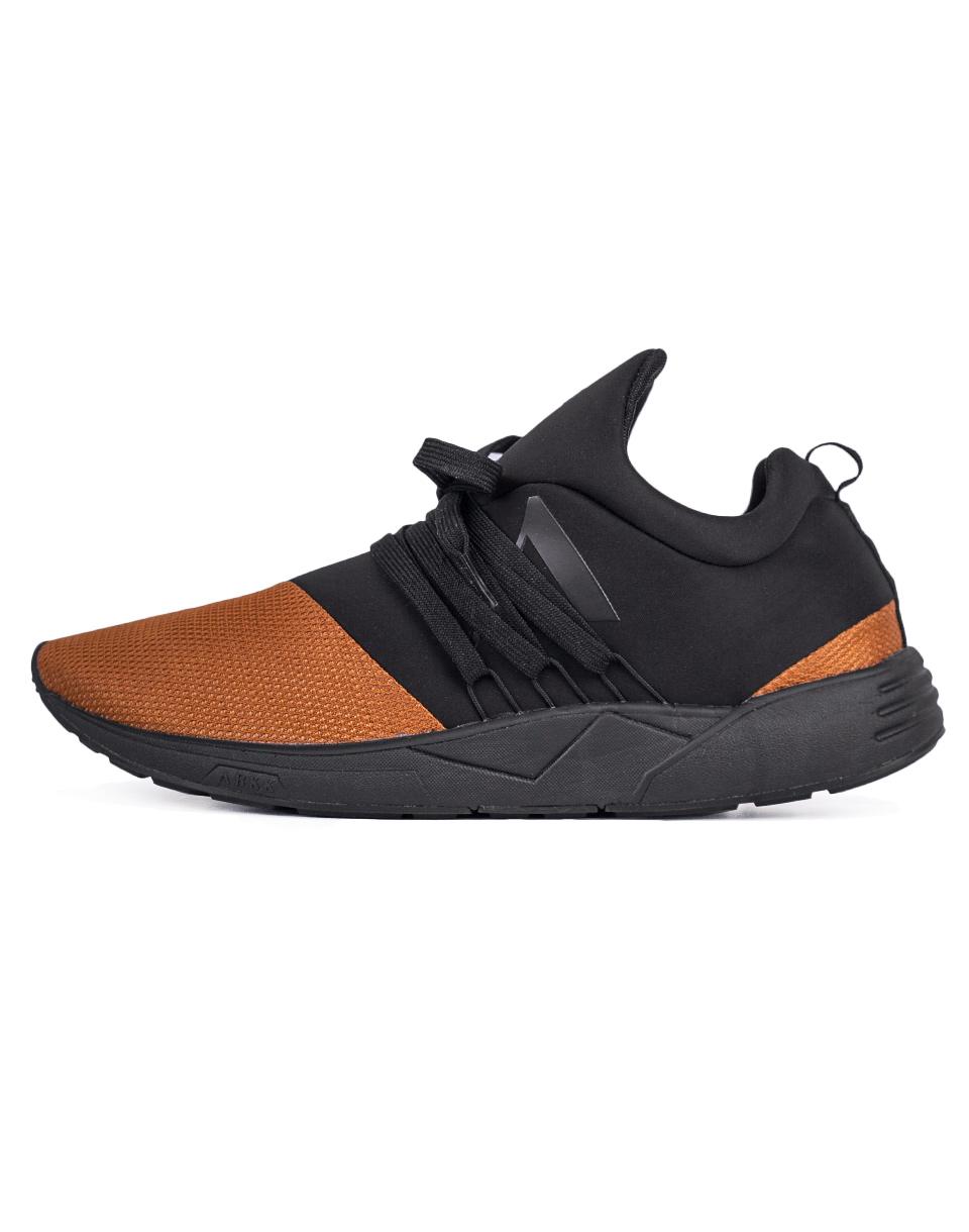 Sneakers - tenisky Arkk Copenhagen Raven BLACK 46