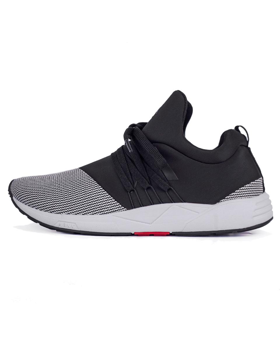 Sneakers - tenisky Arkk Copenhagen Raven Black Black 42 + doprava zdarma