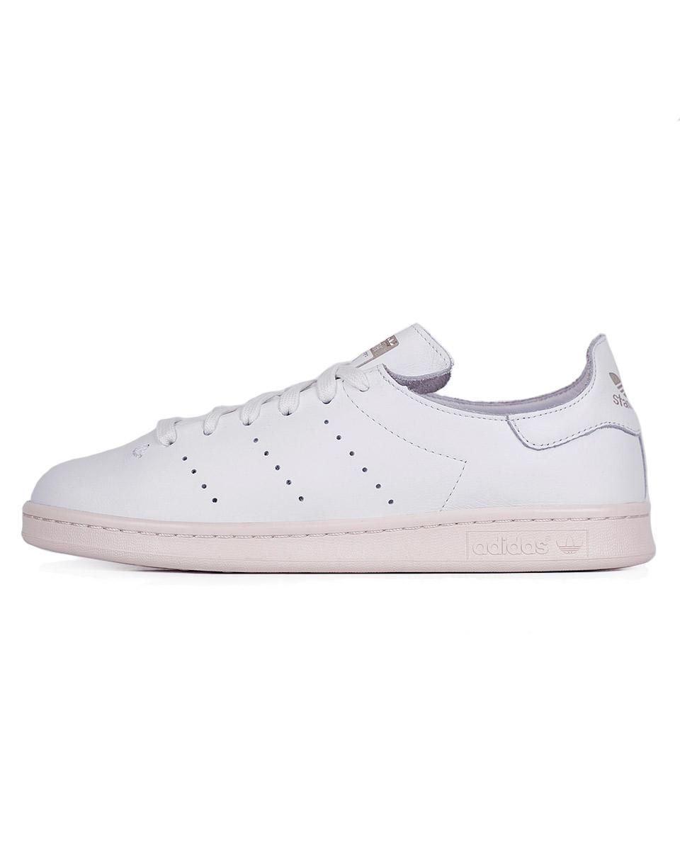Sneakers - tenisky Adidas Originals Stan Smith Lea Sock White/ White/Green 44 + doprava zdarma