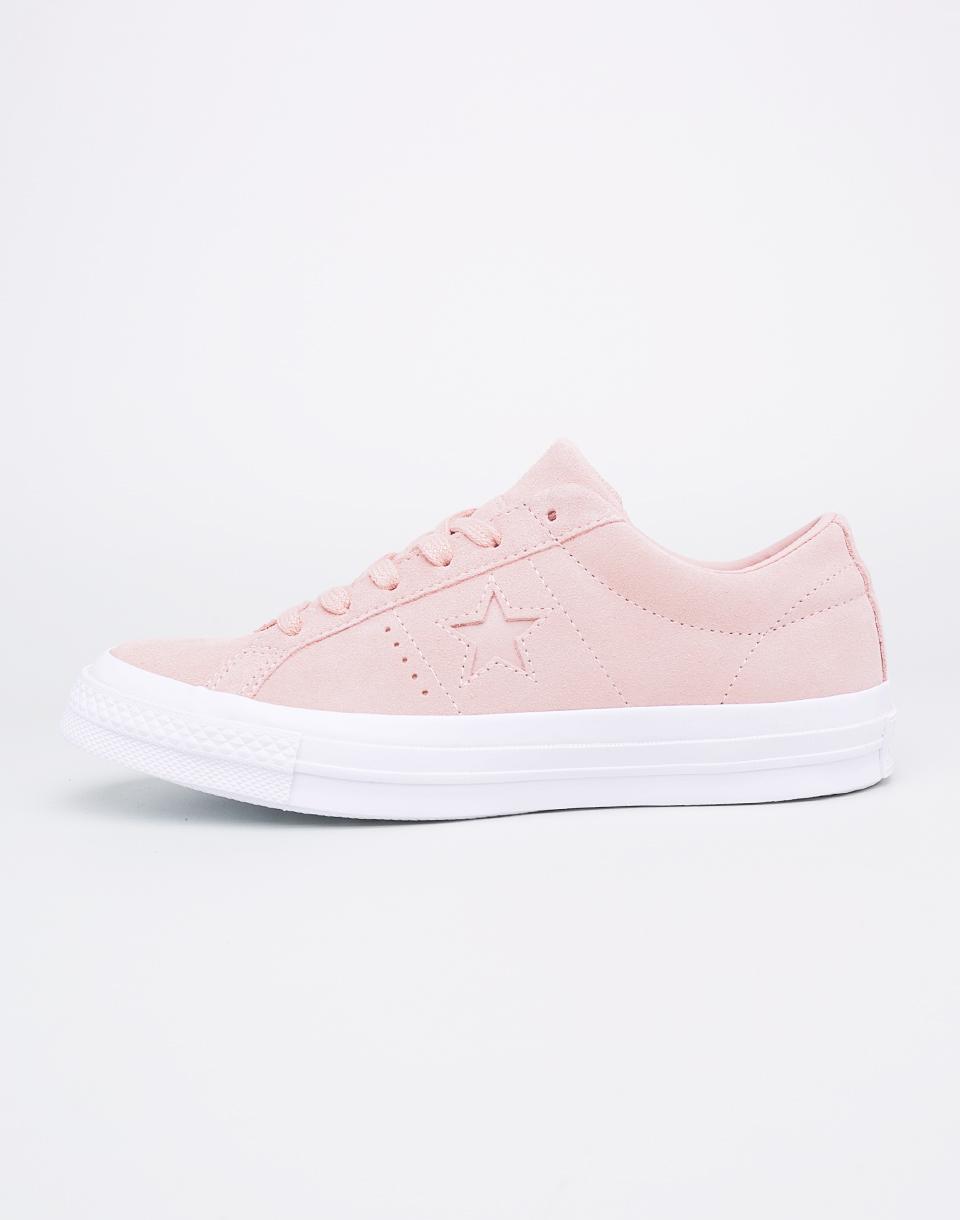 Sneakers - tenisky Converse One Star Dust Pink/Dust Pink/White 37 + doprava zdarma