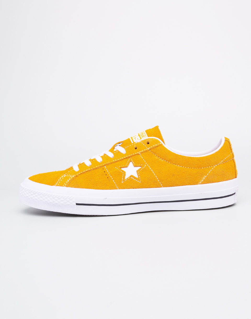 Sneakers - tenisky Converse One Star Yellow/White 44