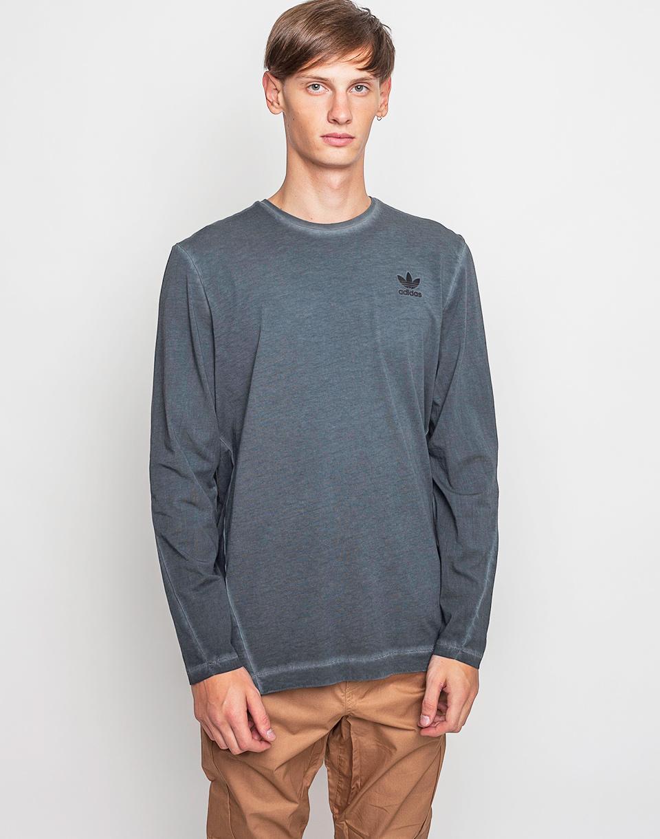 Triko Adidas Originals ST Mod LS Dyed DGSOGR l