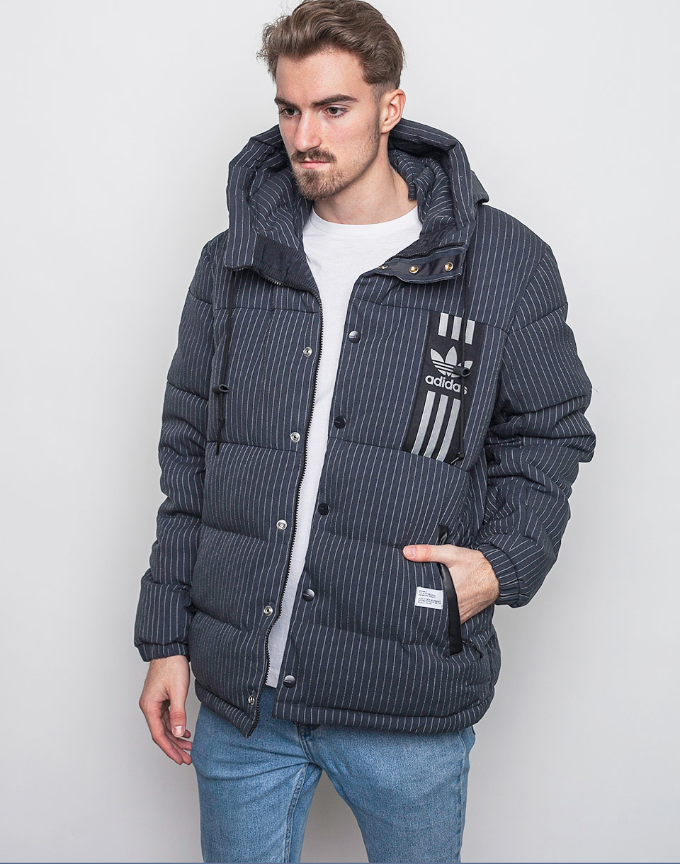 Bunda Adidas Originals Bedwin Night Grey L + doprava zdarma