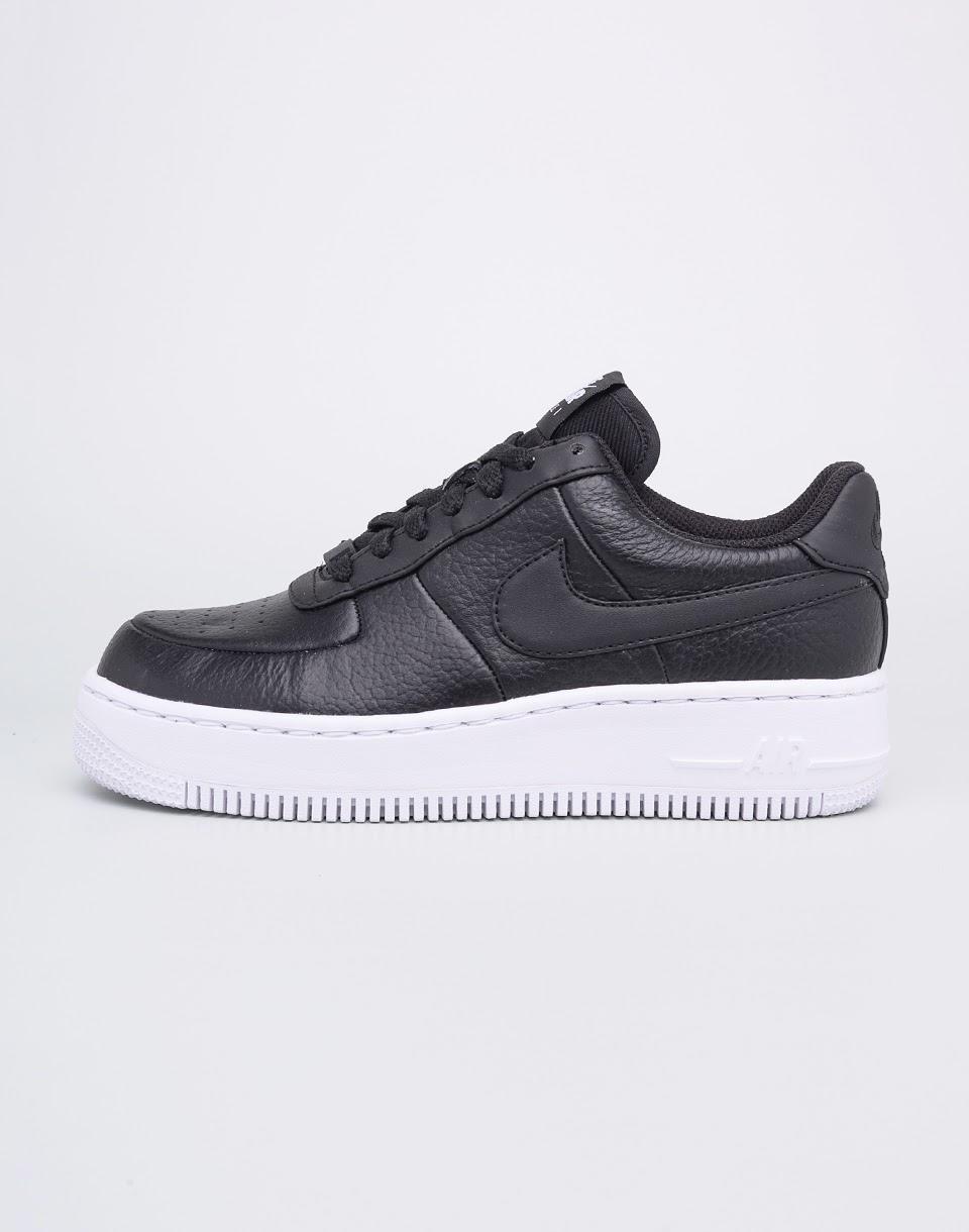 Sneakers - tenisky Nike Air Force 1 Upstep Black / Black - White 39 + doprava zdarma + novinka
