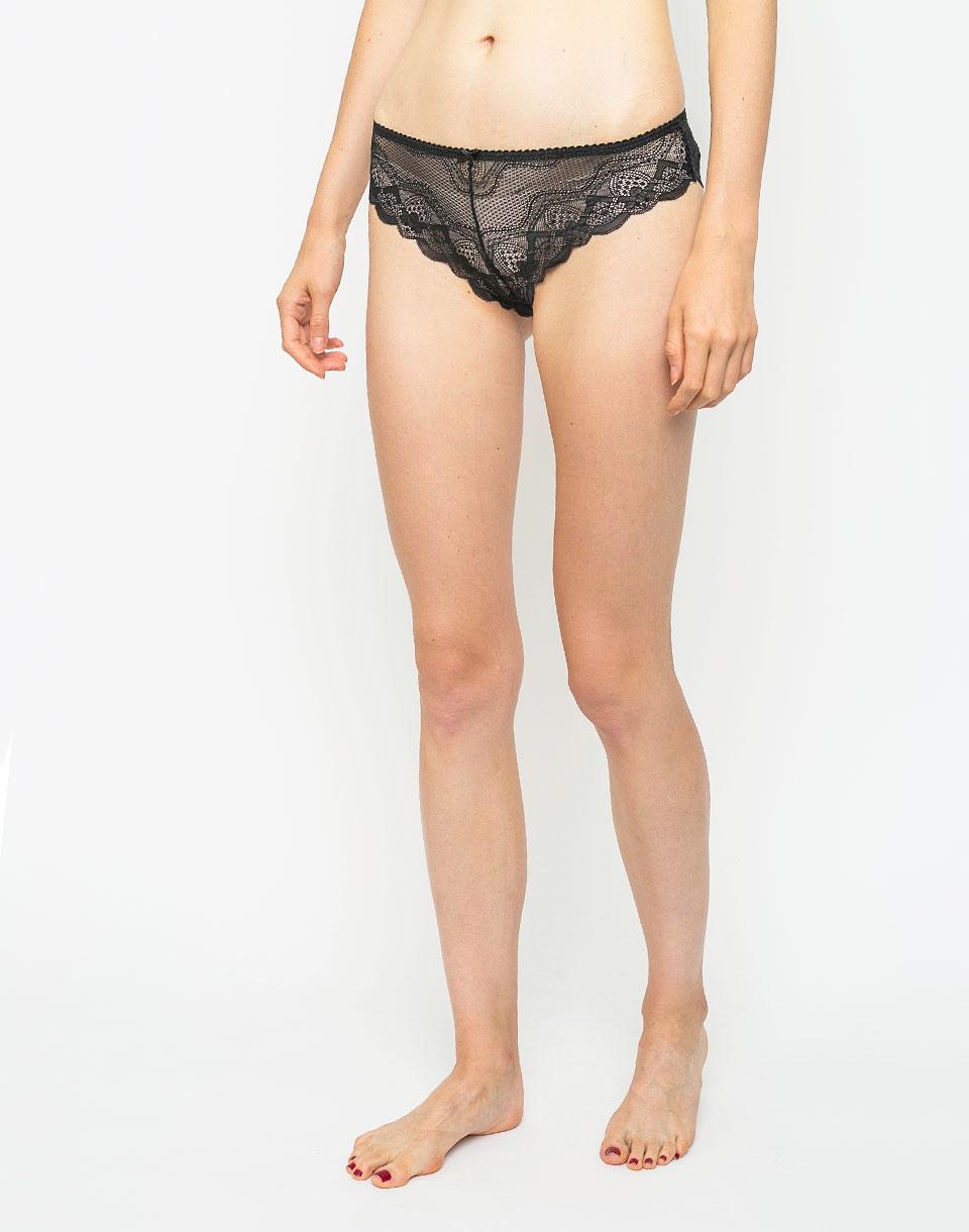 Kalhotky Ichi A Lace BLACK M/L