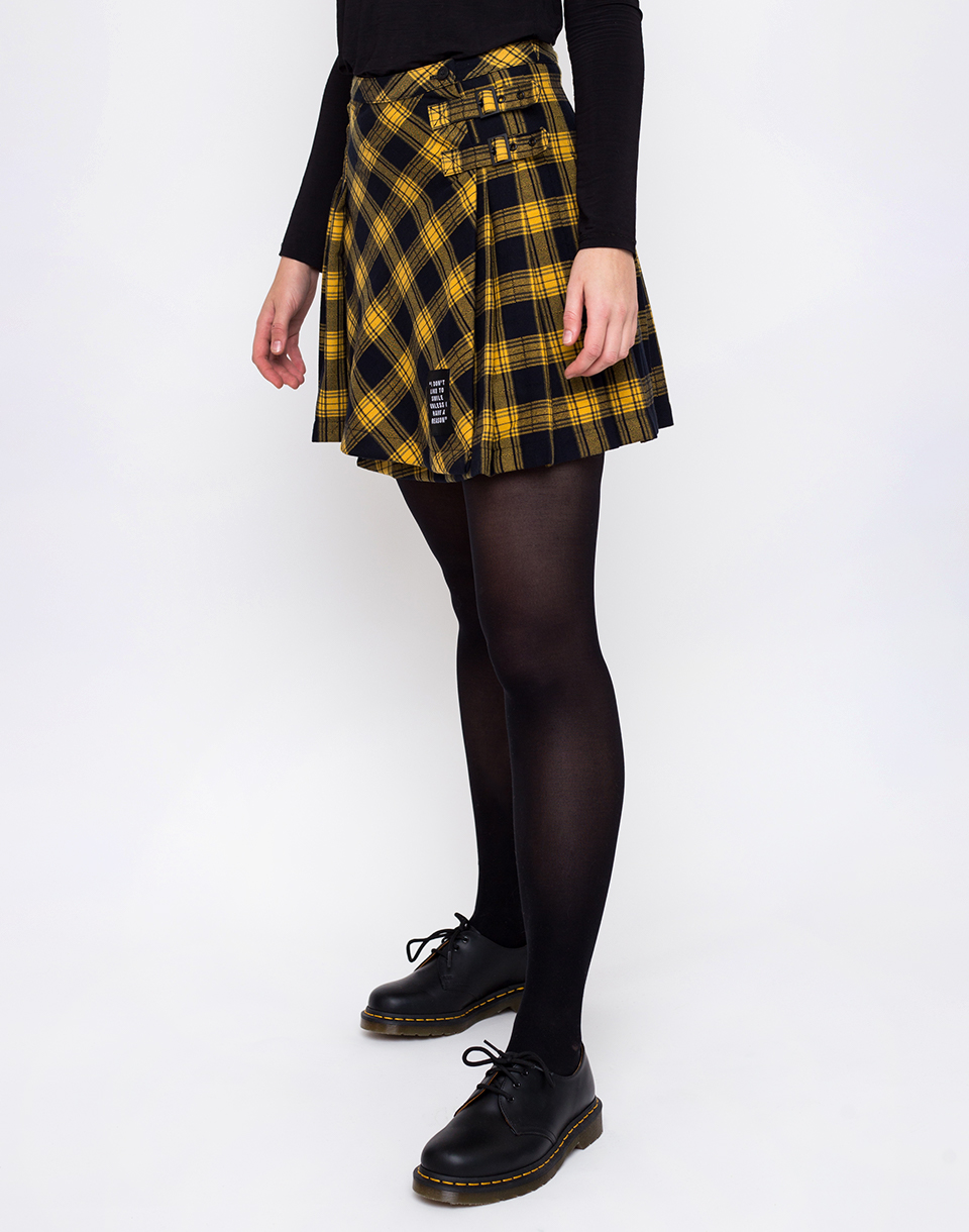 Lazy Oaf Daria I Don t Like To Smile YELLOW 30