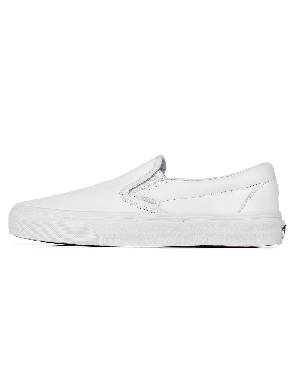 Slip-on Vans CLASSIC SLIP-ON (METALLIC GORE) WHITE 40,5
