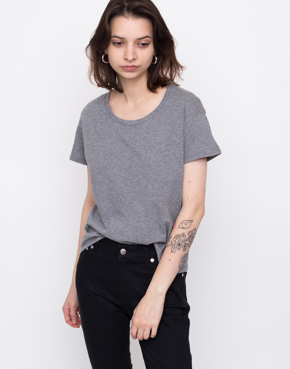 Friday s Project Camiseta Manga Cuello Redondo Gris Vigore L