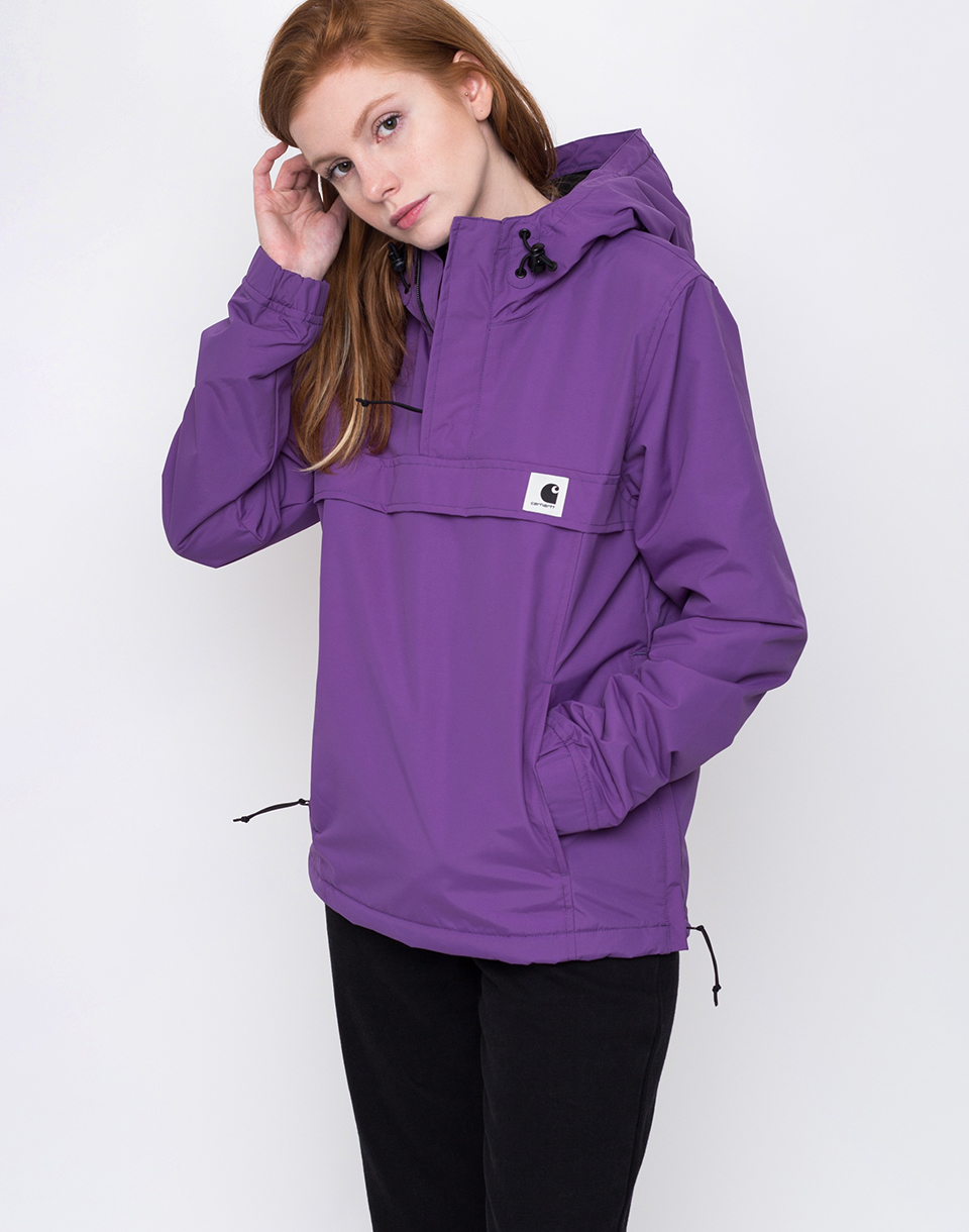 Carhartt WIP Nimbus Pullover Frosted Viola S