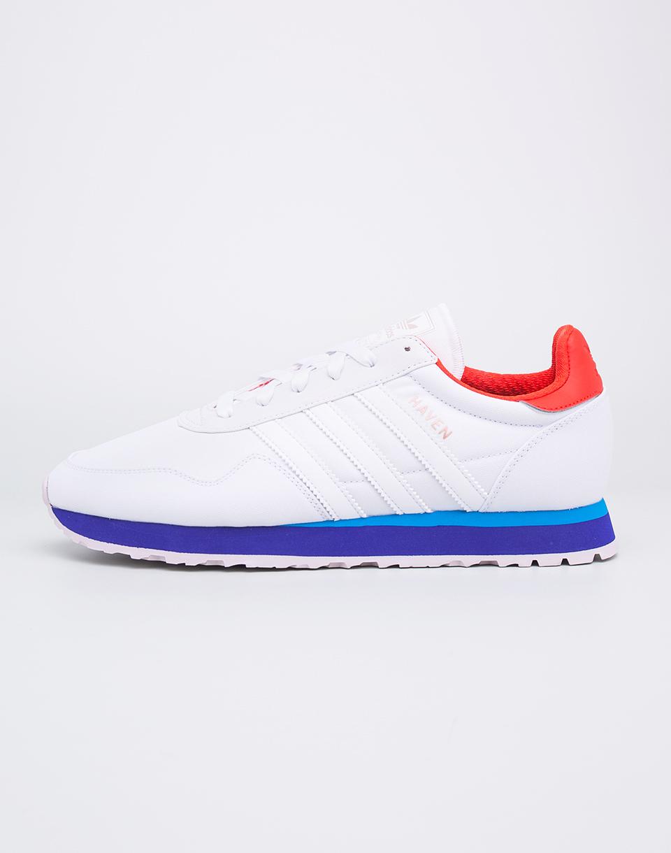 Sneakers - tenisky Adidas Originals Haven Footwear White / Footwear White / Bold Orange 41 + doprava zdarma + novinka