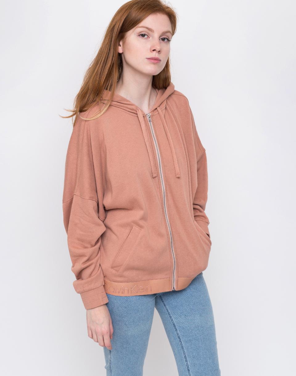 Calvin Klein Full Zip Hoodie Unity L