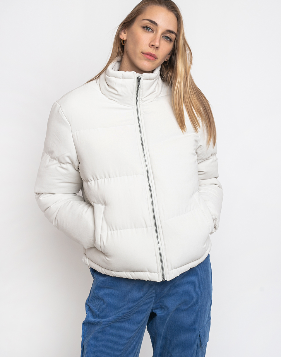 Native Youth The Avery PufferJacket White M