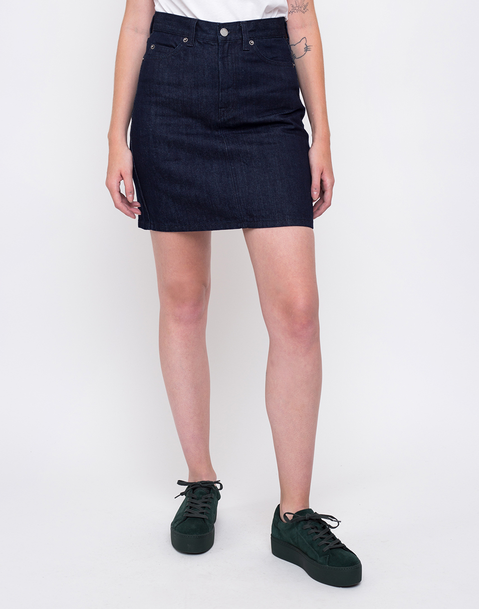 Dr  Denim Bix Rinsed Blue L
