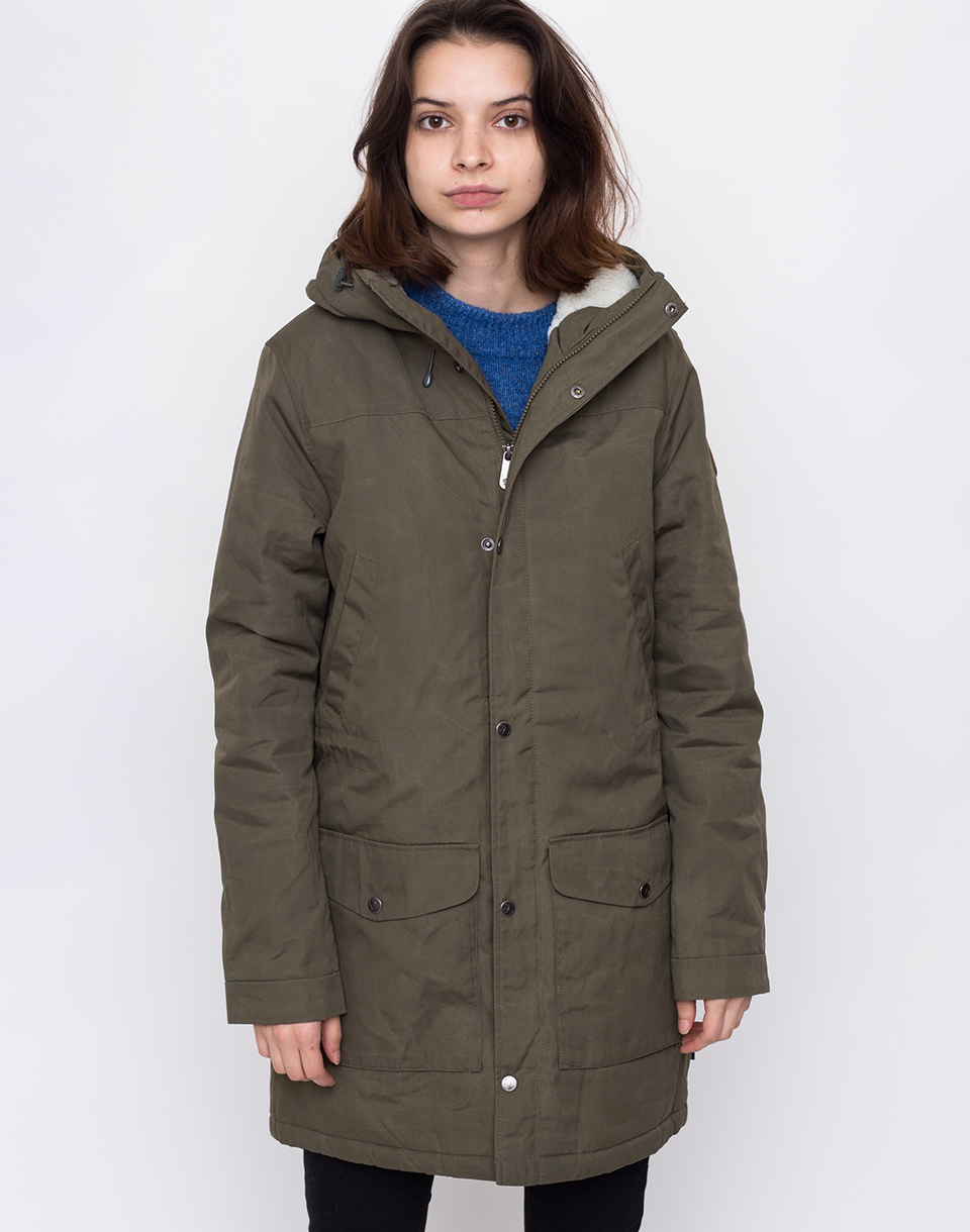 Fjällräven Greenland Winter Parka 625 Laurel Green M