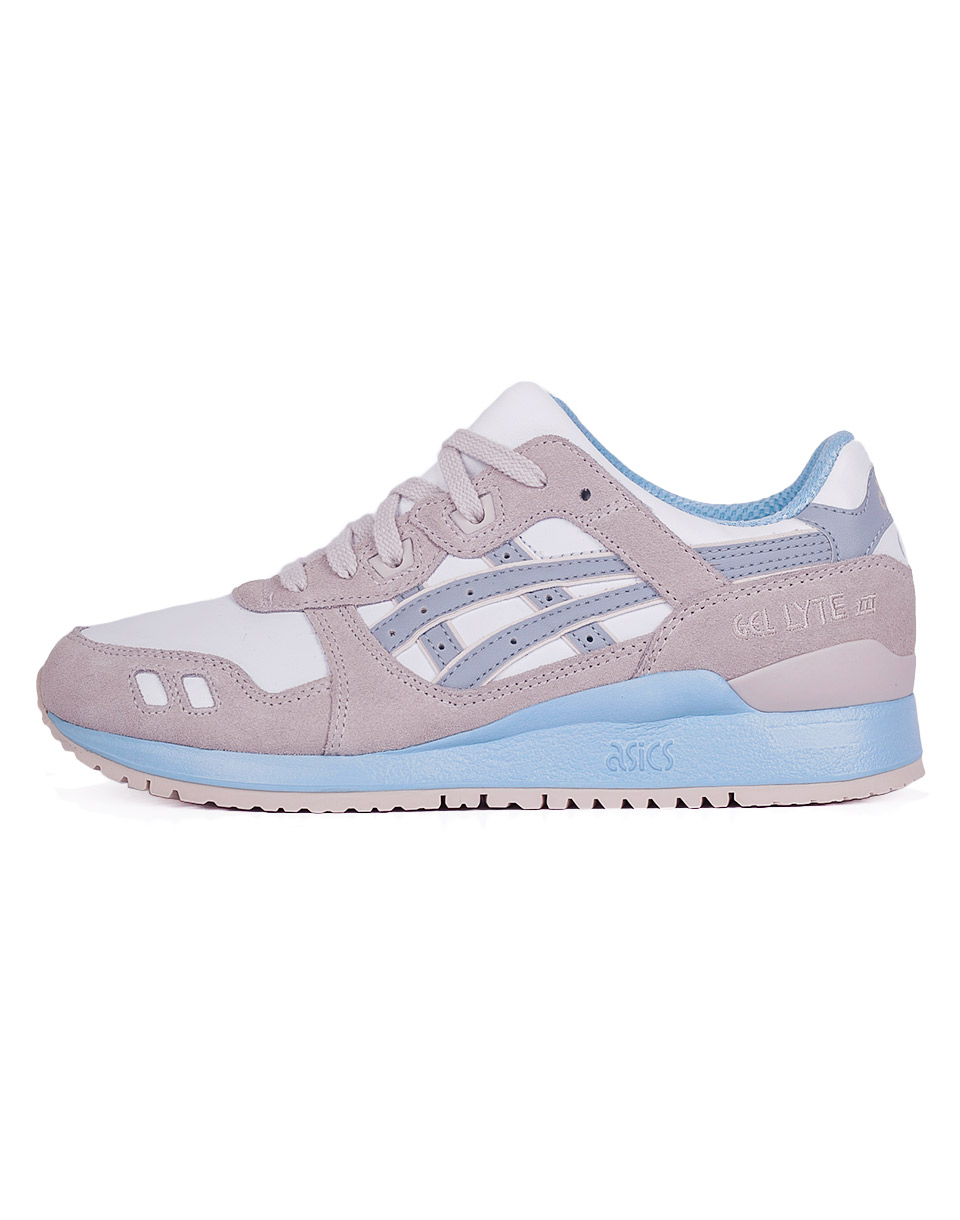 Sneakers - tenisky Asics GEL-LYTE III WHITE/LIGHT GREY 38
