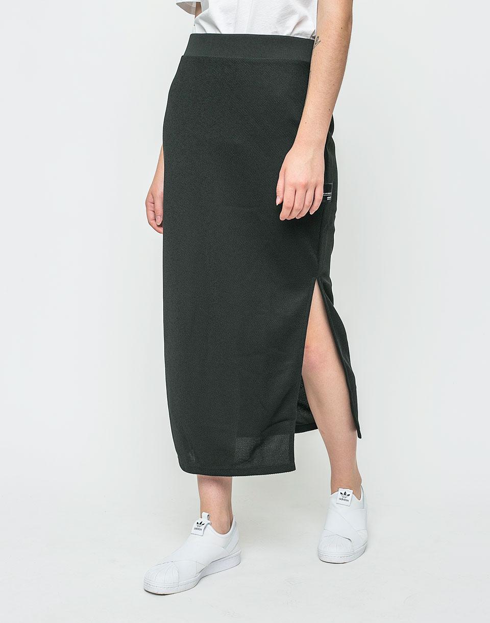 Sukně Adidas Originals EQT Black 36