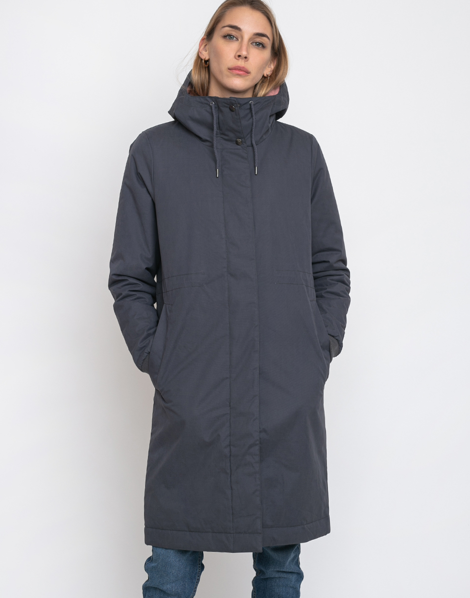 Selfhood 77136 Parka Jacket Navy XS