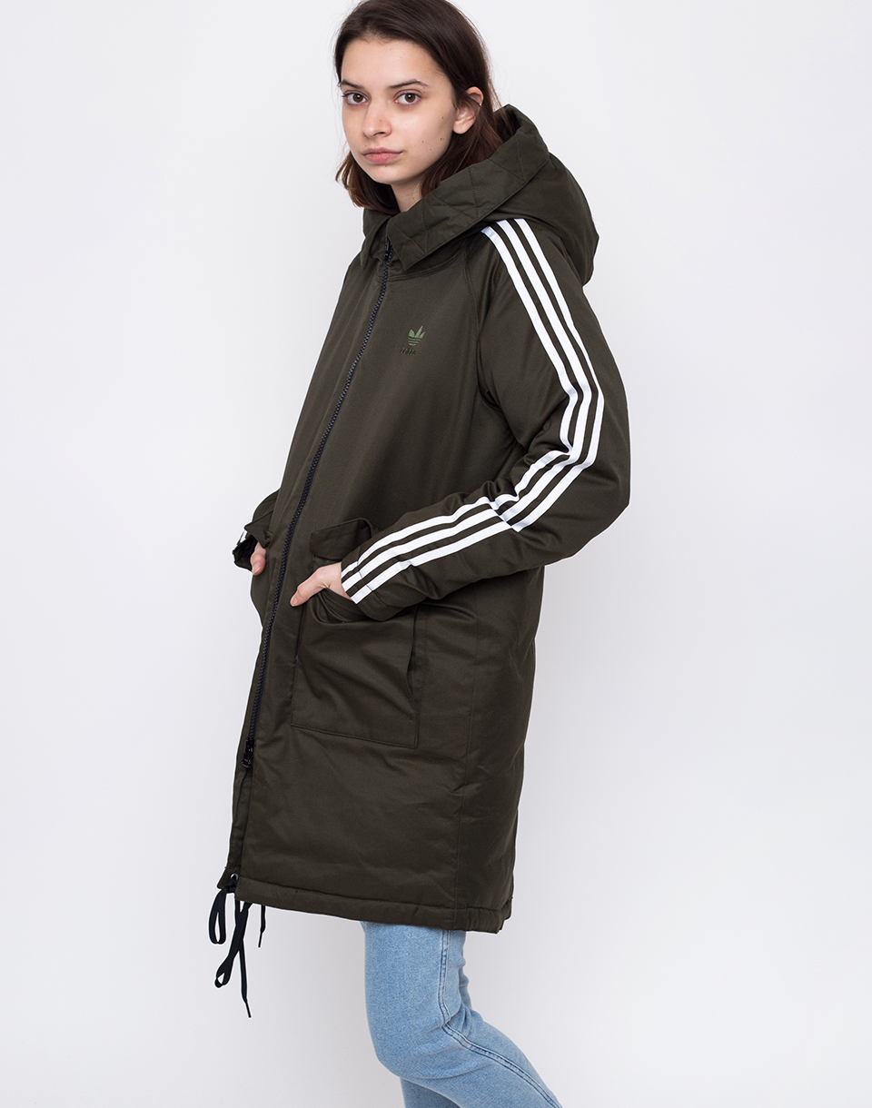 Adidas Originals 3S Down Parka NGTCAR 36