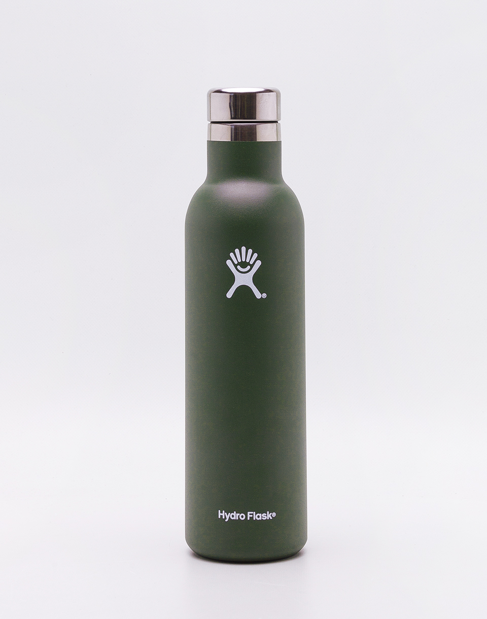 Hydro Flask Wine Bottle 750 ml Olive