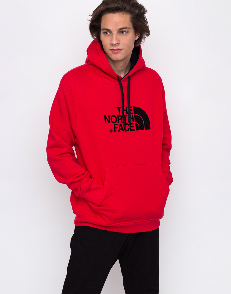 The North Face Drew Peak PLV HD TNF Red   TNF Red L