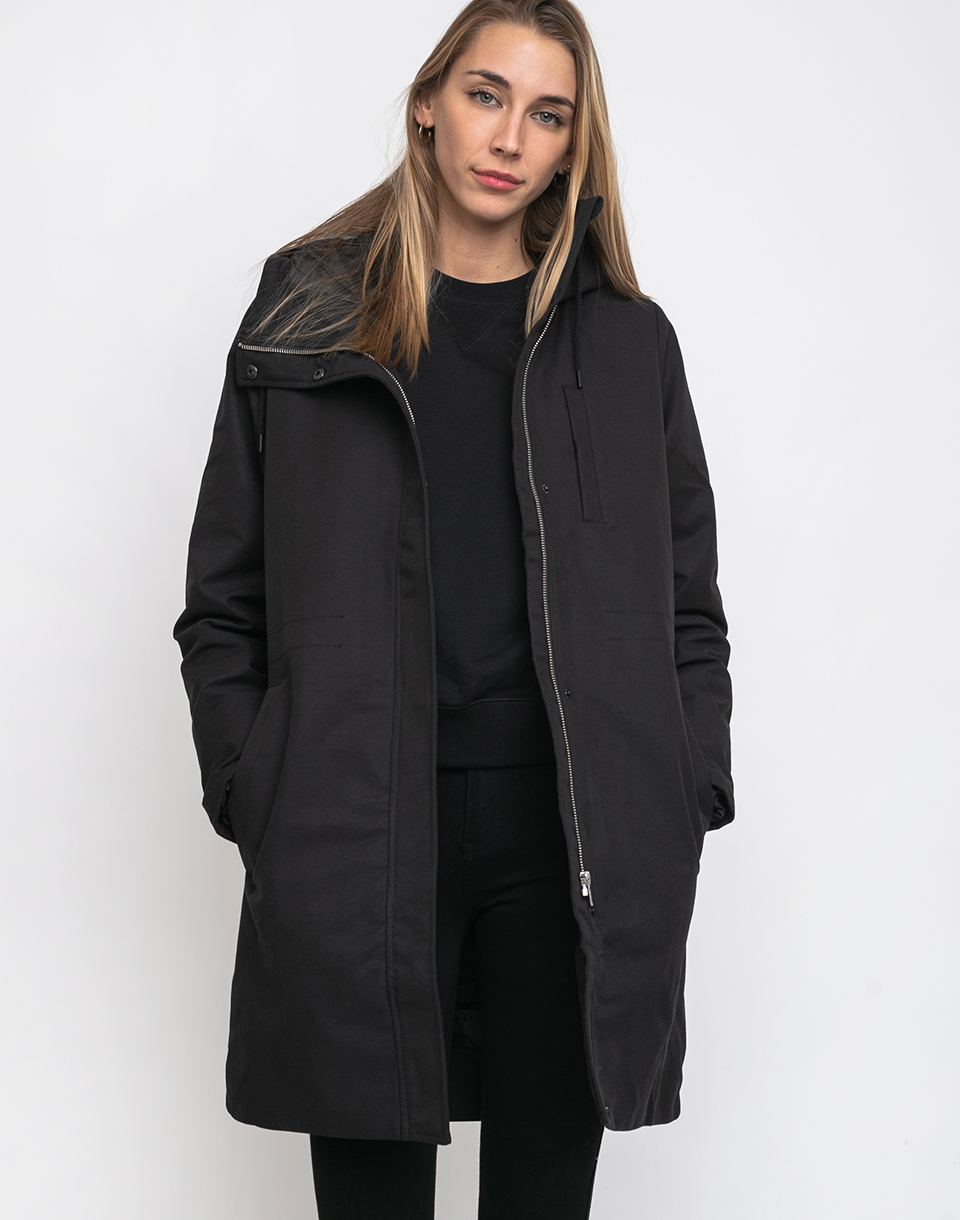 Selfhood 77130 Parka Jacket Black XS