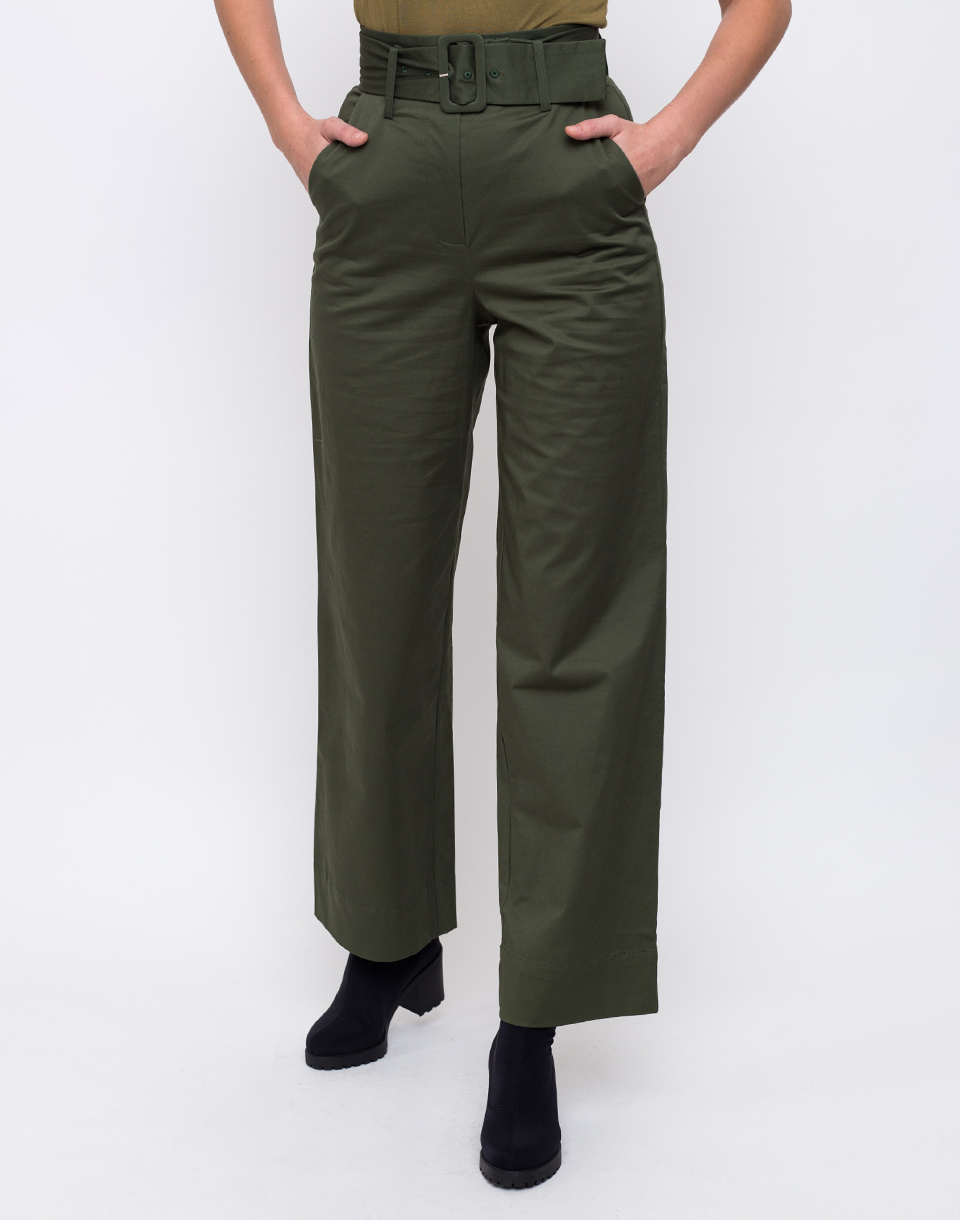 Edited Olena Khaki  Green 36