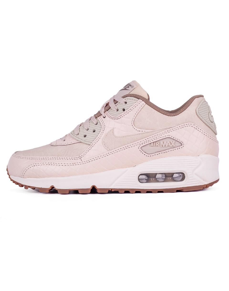 Sneakers - tenisky Nike Air Max 90 Premium Oatmeal / Oatmeal - Sail - Khaki 39 + doprava zdarma + novinka