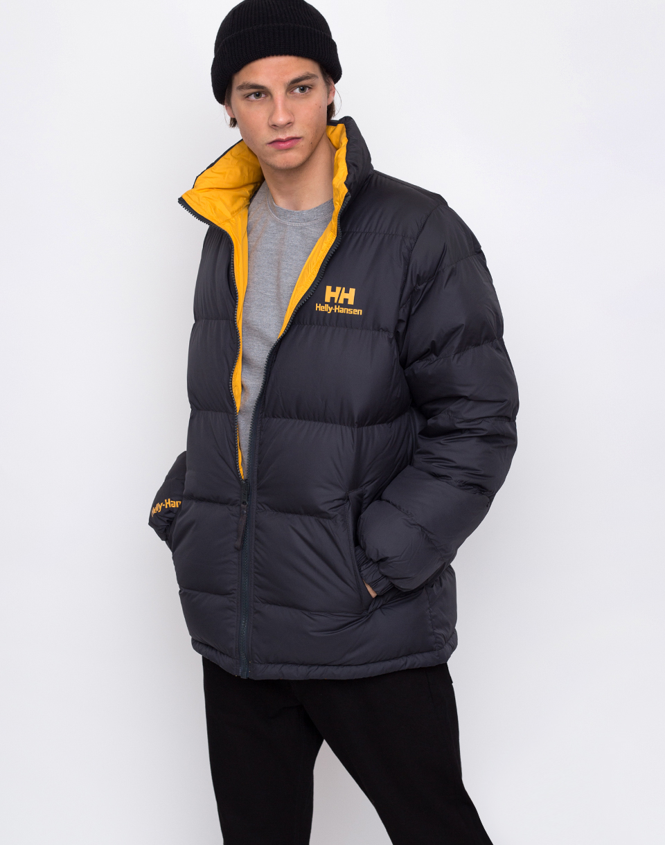 Helly Hansen Reversible Down Jacket Ebony L