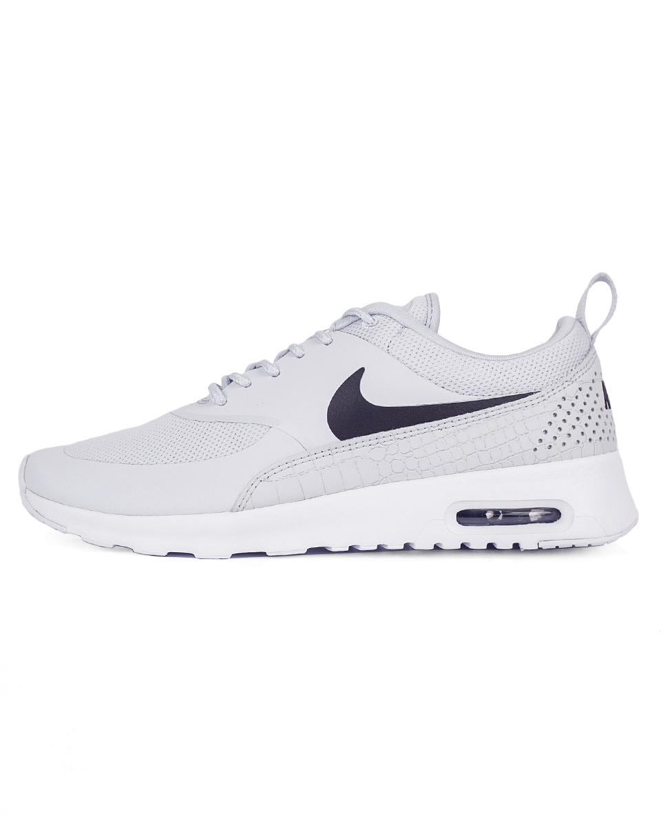 Sneakers - tenisky Nike Air Max Thea Pure Platinum / Black - White 37,5 + doprava zdarma