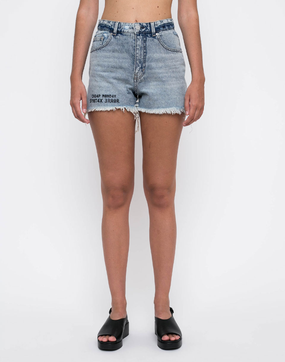 Cheap Monday Donna Pixel Blue 28