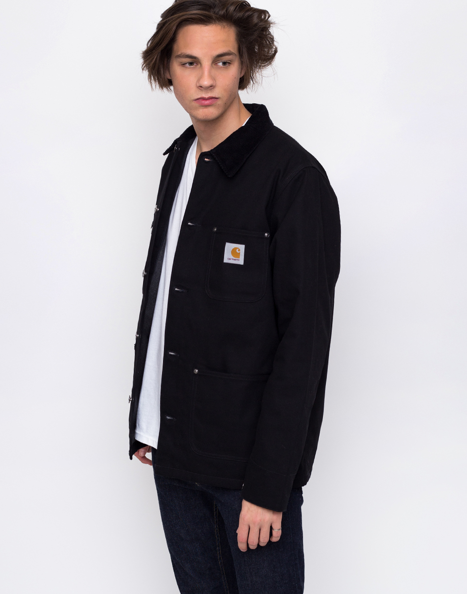 Carhartt WIP Michigan Coat Black rigid L