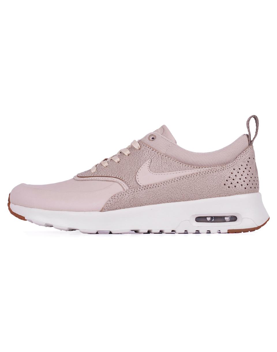 Sneakers - tenisky Nike Air Max Thea Premium Oatmeal / Oatmeal - Sail - Khaki 40 + doprava zdarma + novinka