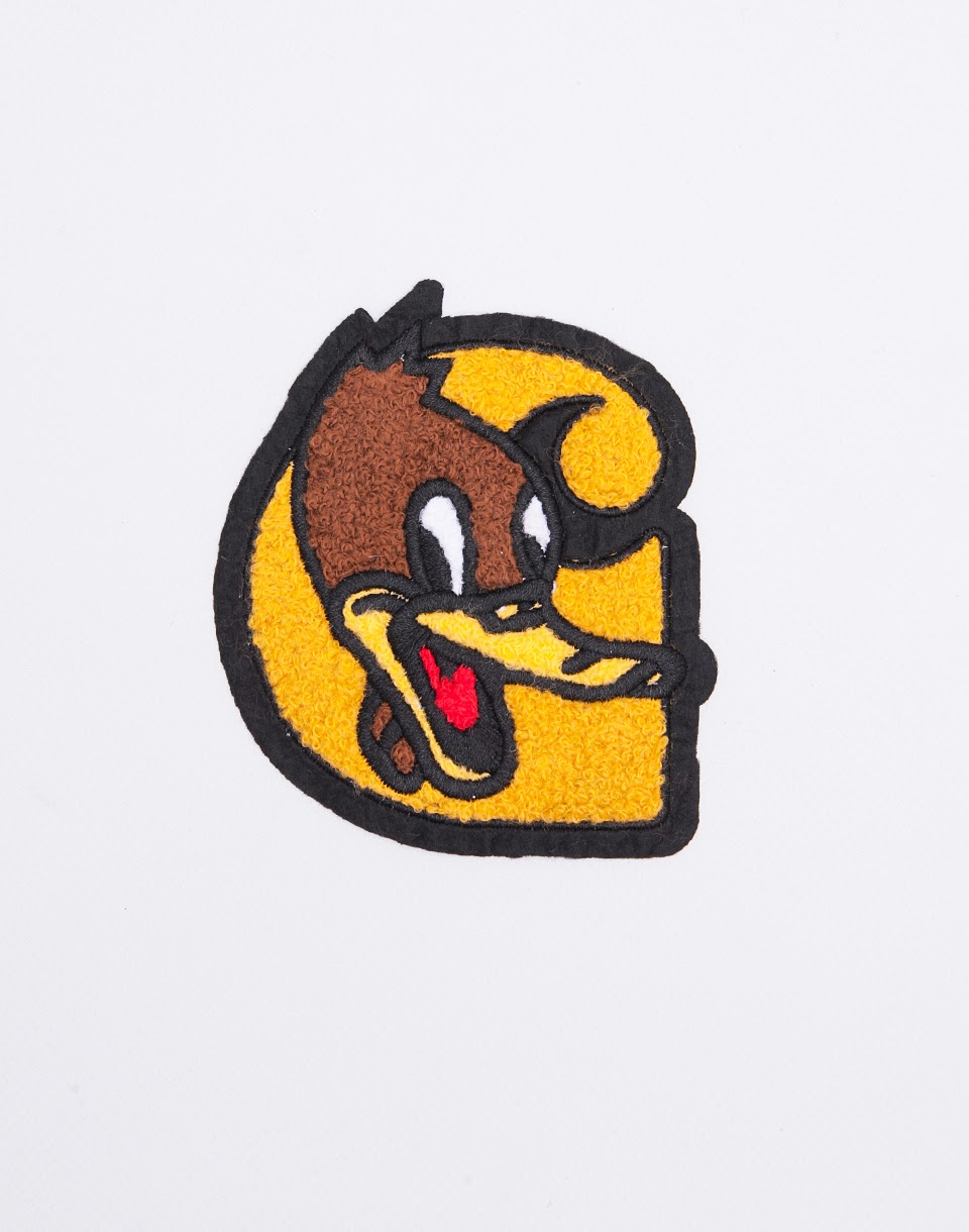 Carhartt WIP Woven Patch Duck C Chenille