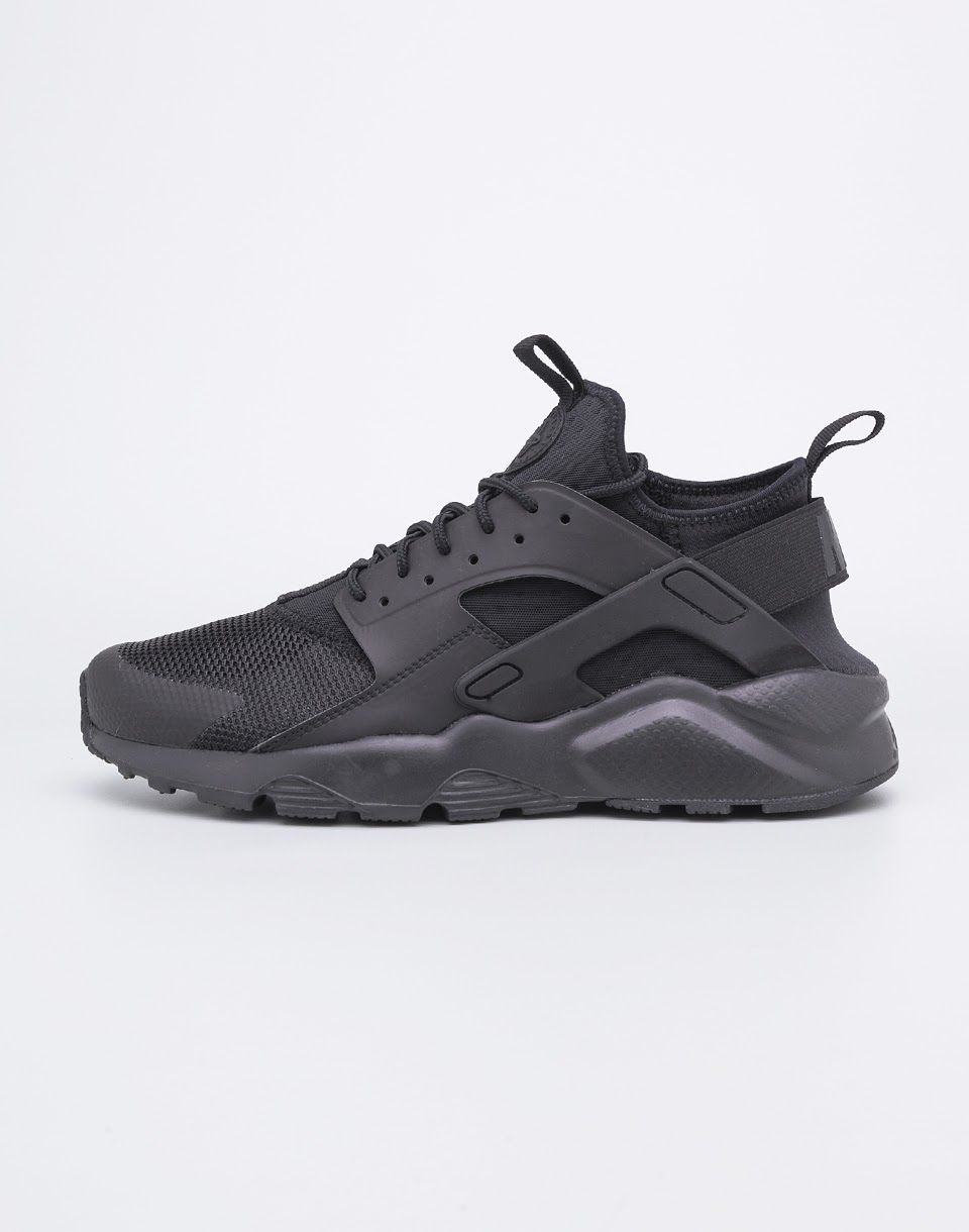 Sneakers - tenisky Nike Air Huarache Run Ultra Black / Black - Black 45 + doprava zdarma